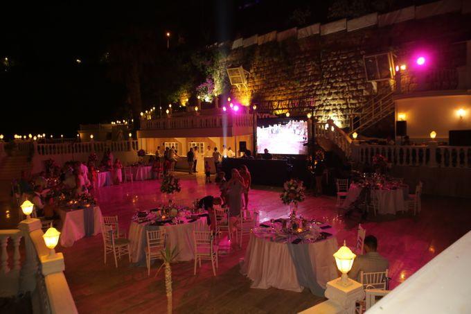 Mica & Ross British wedding by Wedding City Antalya - 030