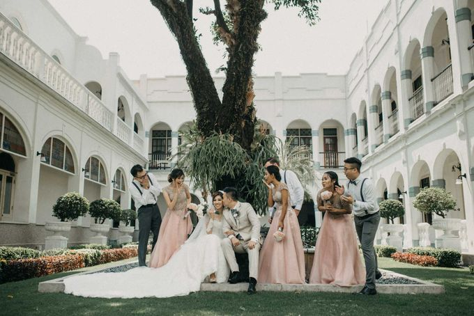 DAVID & FELICIA WEDDING by DHIKA by MA Fotografia - 030
