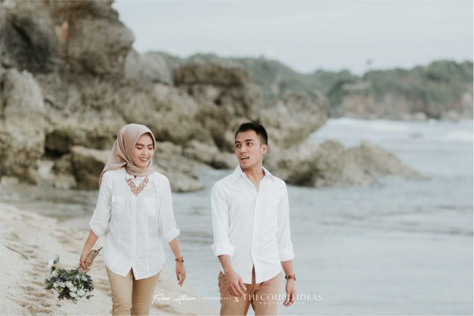Prewedding of Hania & Haris by Thecoupleideas Photo - 010