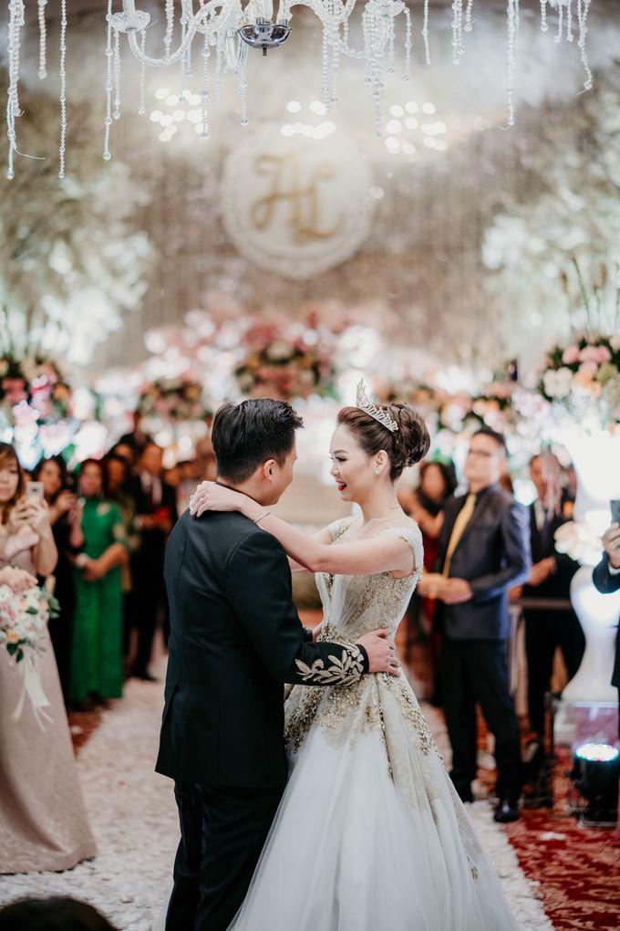 The Wedding of Leon & Audrey by Hotel Indonesia Kempinski Jakarta - 029