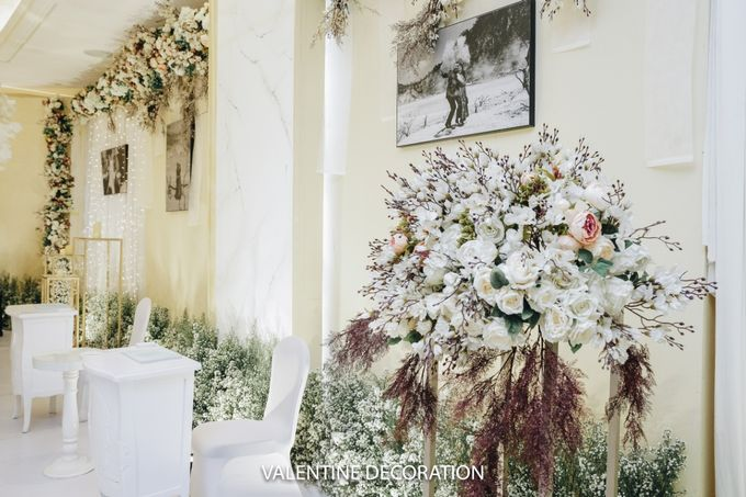 Ary & Dita  Wedding Decoration by MY MUSE BY YOFI - 030