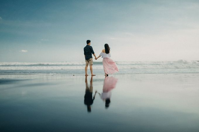 SUNDORO & LIA PREWEDDING by DHIKA by MA Fotografia - 030
