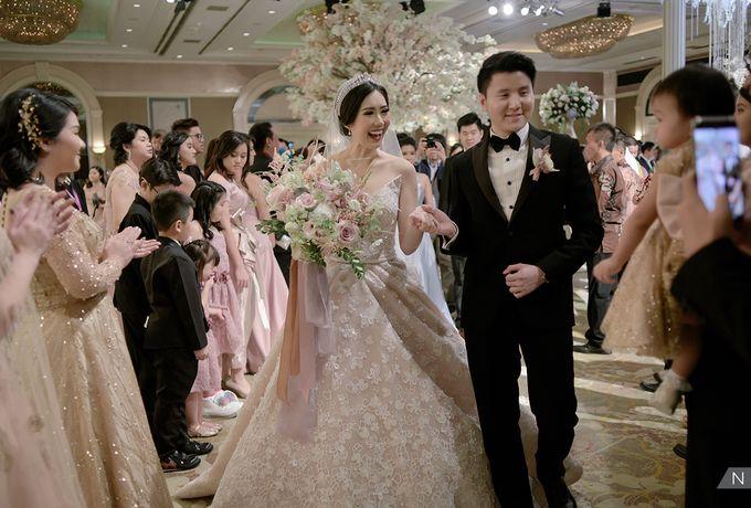 Felix & Hanna Wedding by Shangri-La Hotel - 031
