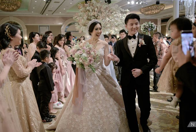 Felix & Hanna Wedding by Yogie Pratama - 031