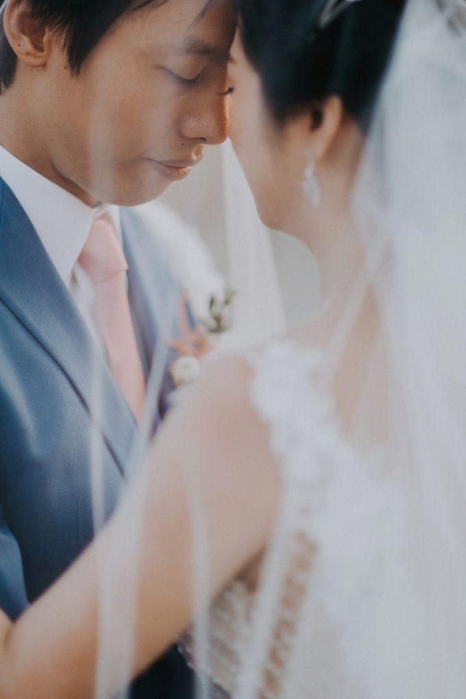 The Wedding of Ryoichi & Stephanie by BDD Weddings Indonesia - 025