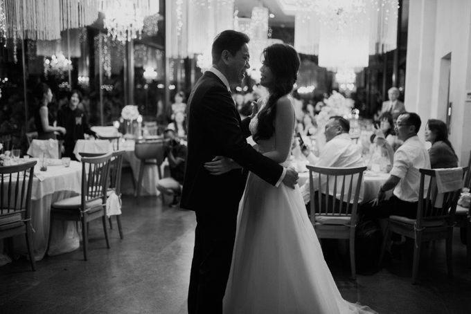The Wedding of Larrie & Vivienne by BDD Weddings Indonesia - 030