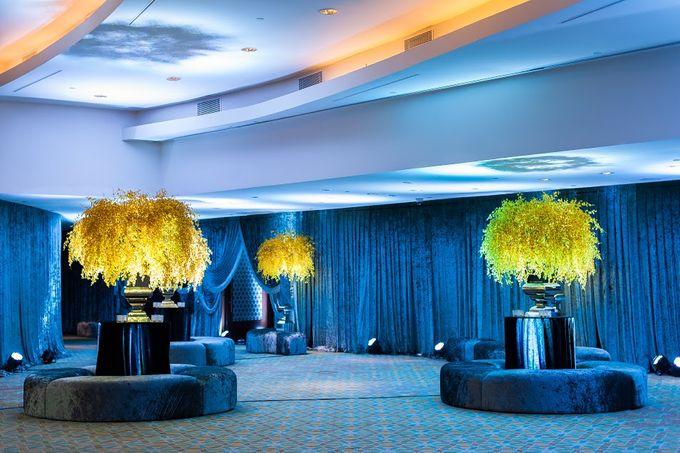 Weddings at Mandarin Oriental by Mandarin Oriental, Kuala Lumpur - 017