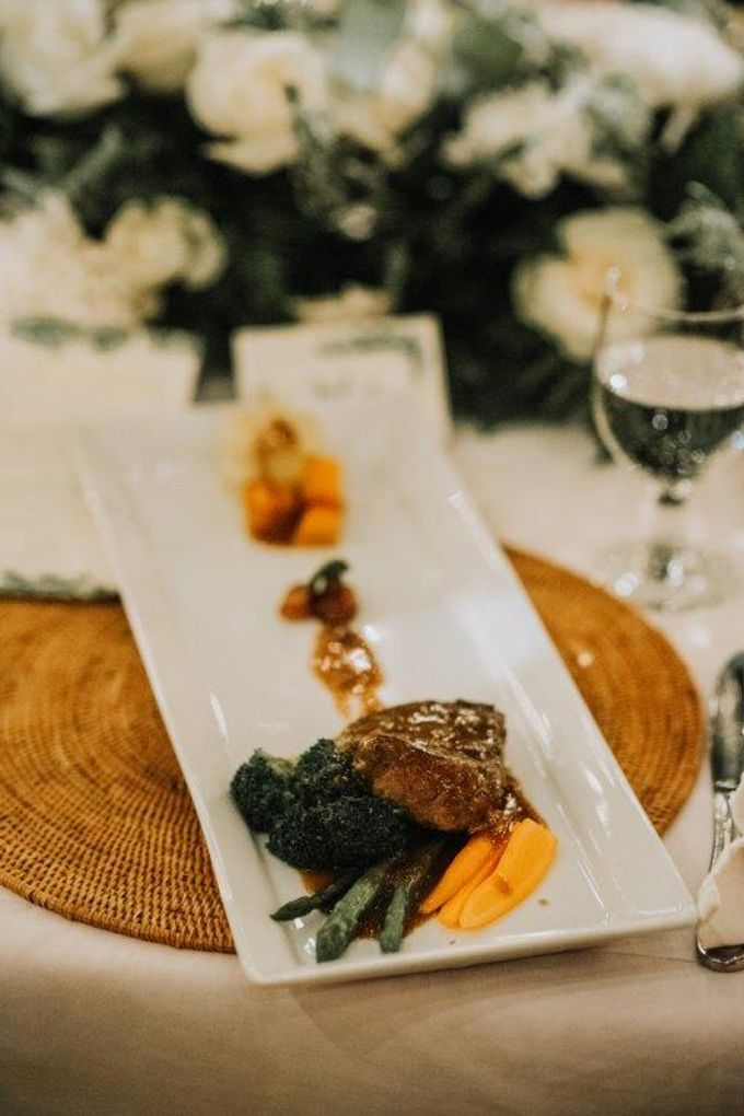 The Wedding of Christoph & Jessica by BDD Weddings Indonesia - 030