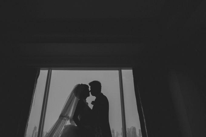 Maurice & Natasya Jakarta Wedding by Ian Vins - 019