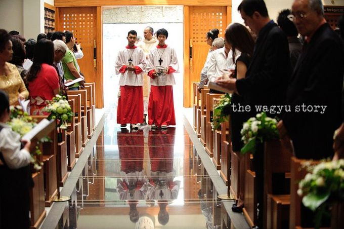 Melvin & Vero | the Wedding by The Wagyu Story - 021