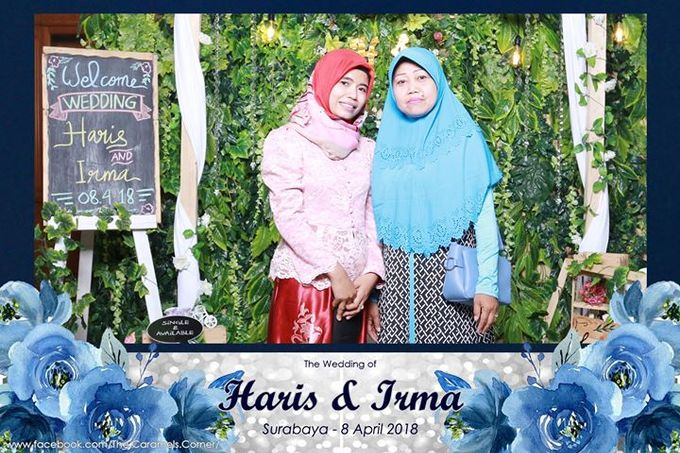 Haris & Irma - Wedding Day by The Caramel's Corner - 033