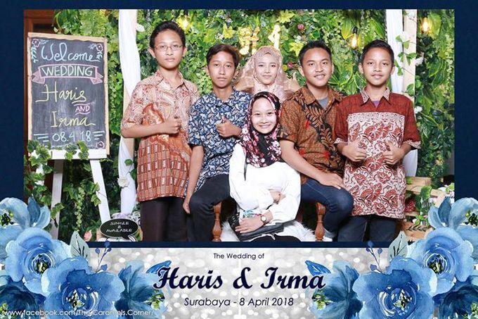 Haris & Irma - Wedding Day by The Caramel's Corner - 036