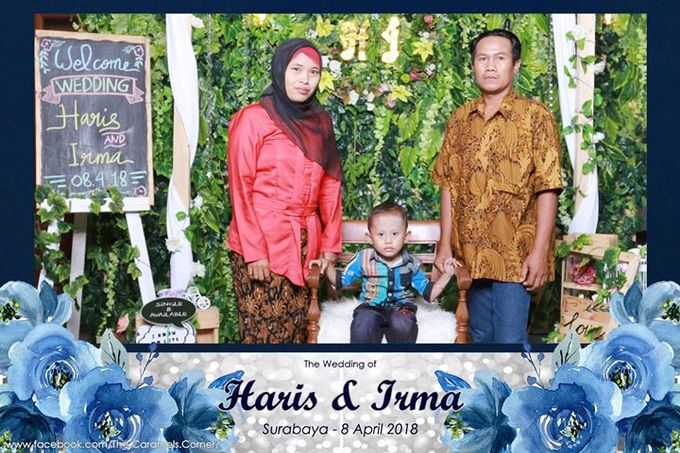 Haris & Irma - Wedding Day by The Caramel's Corner - 042