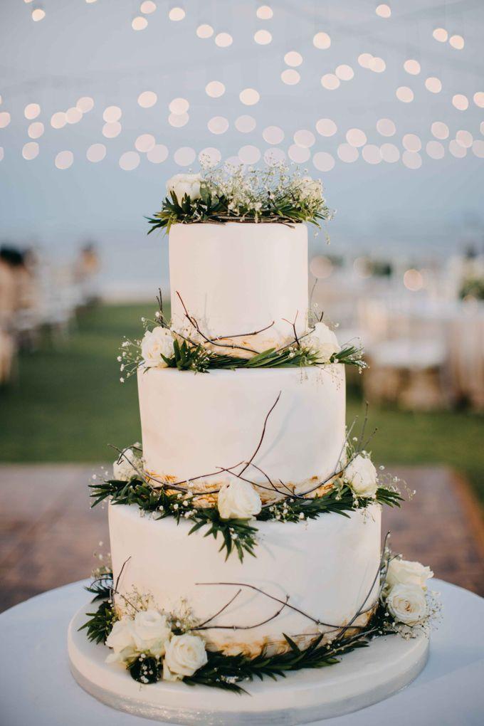 Wedding The Mulia Resort Donald & Tabita by StayBright - 029