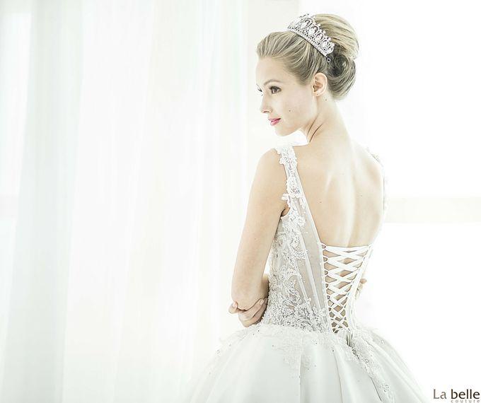 Bridal Gown Collection 2015: Legends by La Belle Couture Weddings Pte Ltd - 001
