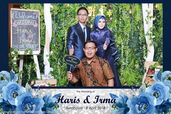 Haris & Irma - Wedding Day by The Caramel's Corner - 011