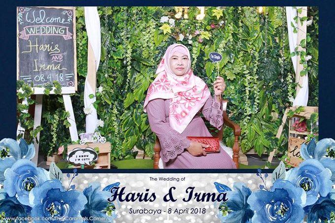 Haris & Irma - Wedding Day by The Caramel's Corner - 022