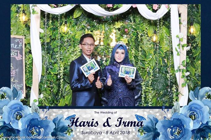 Haris & Irma - Wedding Day by The Caramel's Corner - 016