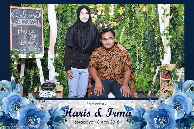 Haris & Irma - Wedding Day by The Caramel's Corner - 045