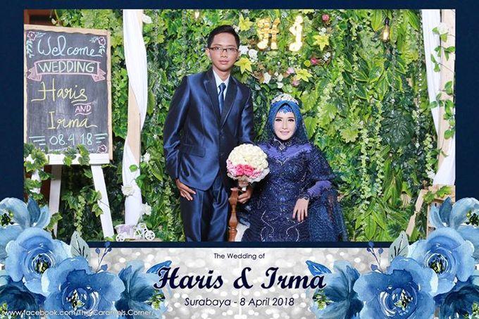 Haris & Irma - Wedding Day by The Caramel's Corner - 003