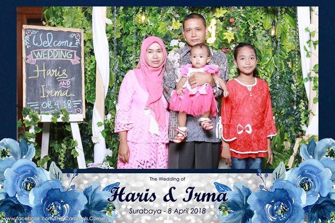 Haris & Irma - Wedding Day by The Caramel's Corner - 049
