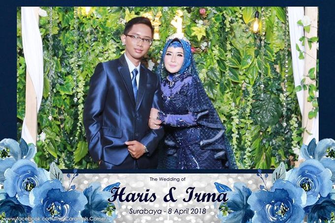 Haris & Irma - Wedding Day by The Caramel's Corner - 005