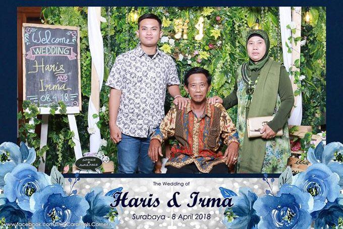 Haris & Irma - Wedding Day by The Caramel's Corner - 040