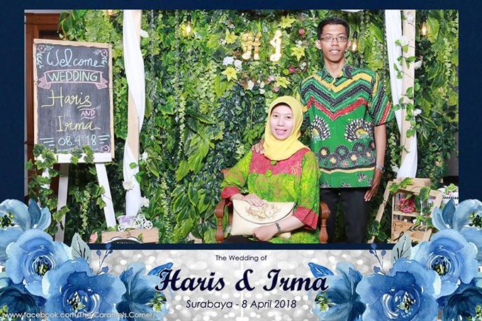 Haris & Irma - Wedding Day by The Caramel's Corner - 020