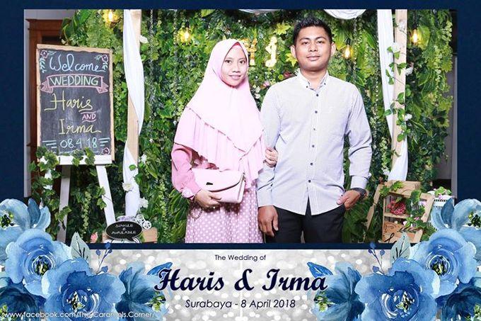 Haris & Irma - Wedding Day by The Caramel's Corner - 038