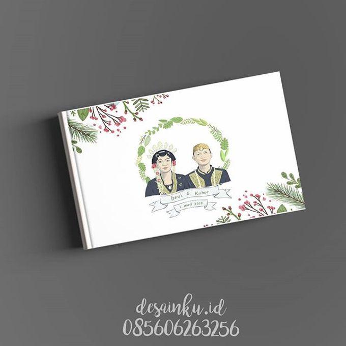 Traditional Adat Wedding Theme by desainku.id - 005