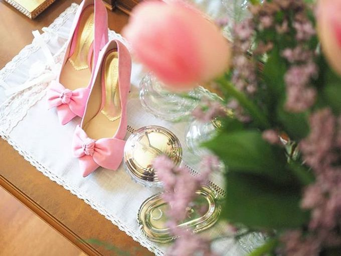 COMFORTABLE WEDDING AND OCCASION SHOES by SILVIA LAGO by SILVIA LAGO - 046