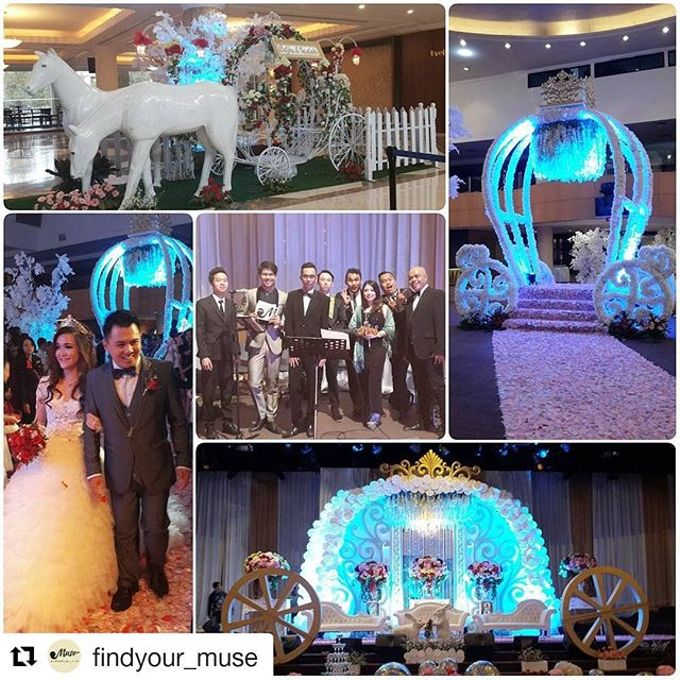 Wedding Experience at Dome Harvest Lippo Karawaci Tangerang by Dome Harvest - 025