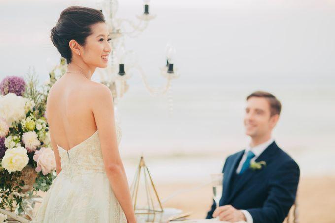 Pre-Wedding of Yilin & Benjamin by Sofitel Bali Nusa Dua Beach Resort - 007