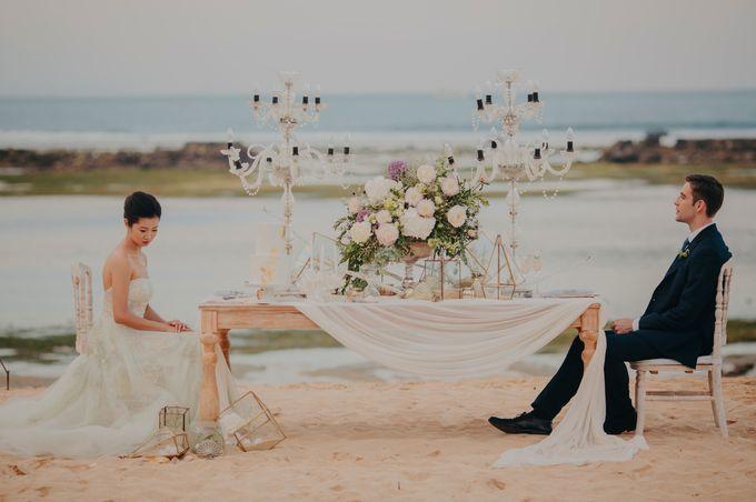 Pre-Wedding of Yilin & Benjamin by Sofitel Bali Nusa Dua Beach Resort - 009