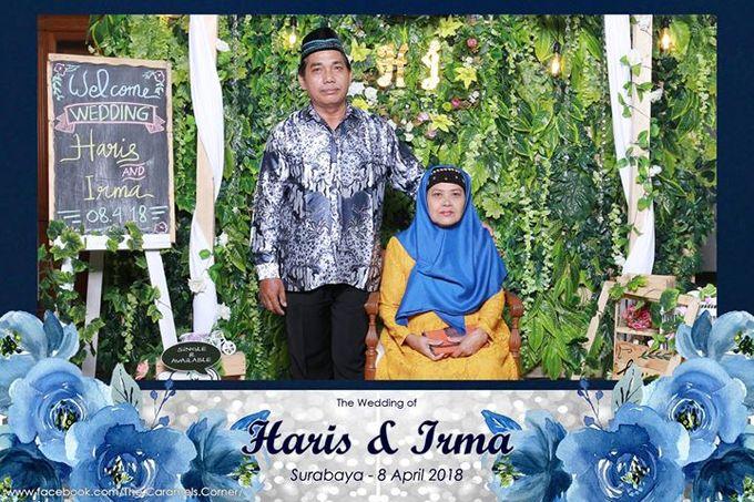 Haris & Irma - Wedding Day by The Caramel's Corner - 050