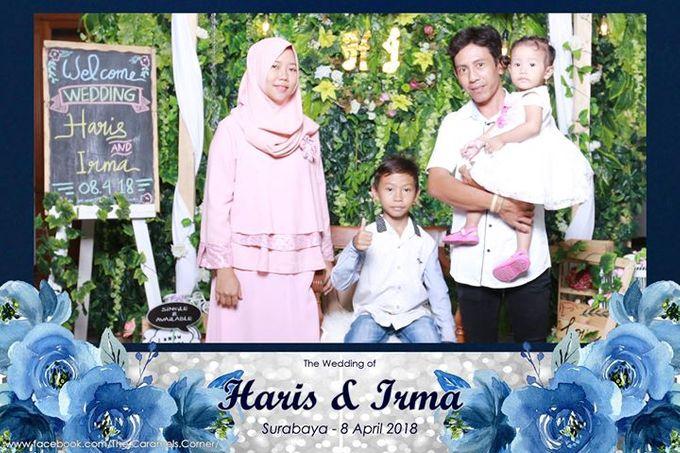 Haris & Irma - Wedding Day by The Caramel's Corner - 001