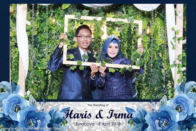 Haris & Irma - Wedding Day by The Caramel's Corner - 006
