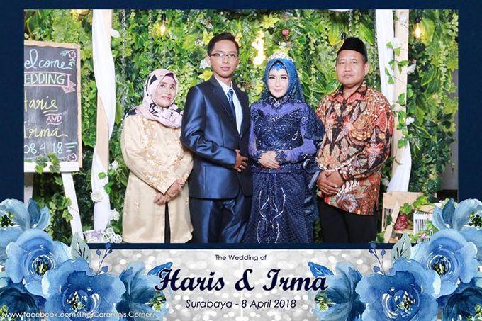 Haris & Irma - Wedding Day by The Caramel's Corner - 012