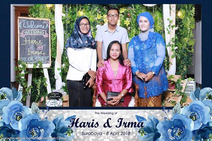 Haris & Irma - Wedding Day by The Caramel's Corner - 031