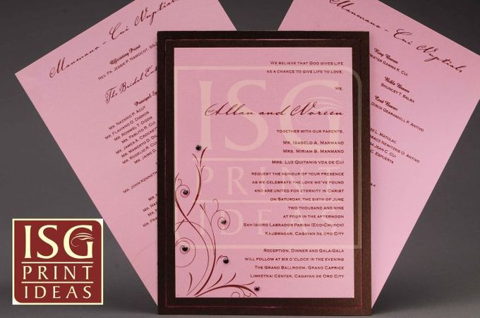 Weddings Chic and Fancy by ISG Print Ideas - 001