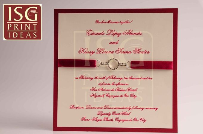 Weddings Chic and Fancy by ISG Print Ideas - 003