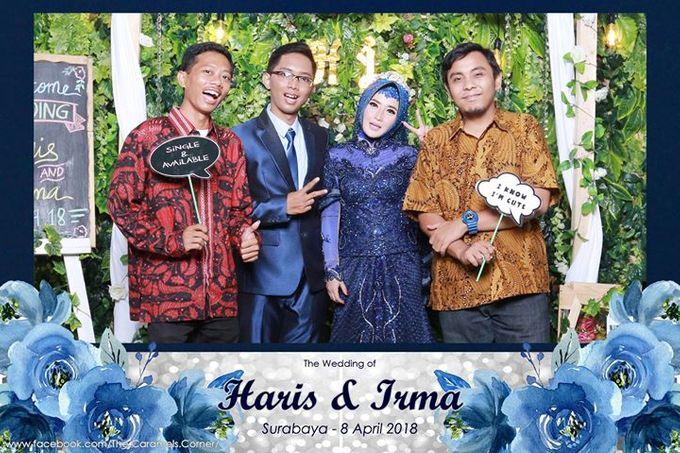 Haris & Irma - Wedding Day by The Caramel's Corner - 008