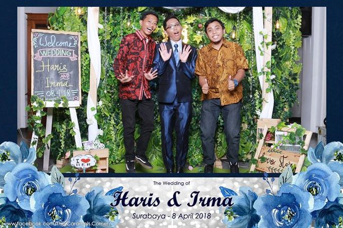 Haris & Irma - Wedding Day by The Caramel's Corner - 014