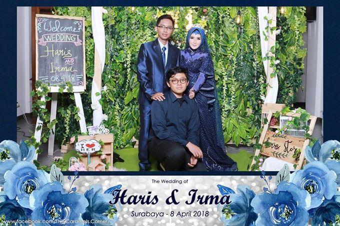 Haris & Irma - Wedding Day by The Caramel's Corner - 015