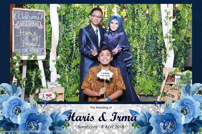 Haris & Irma - Wedding Day by The Caramel's Corner - 010