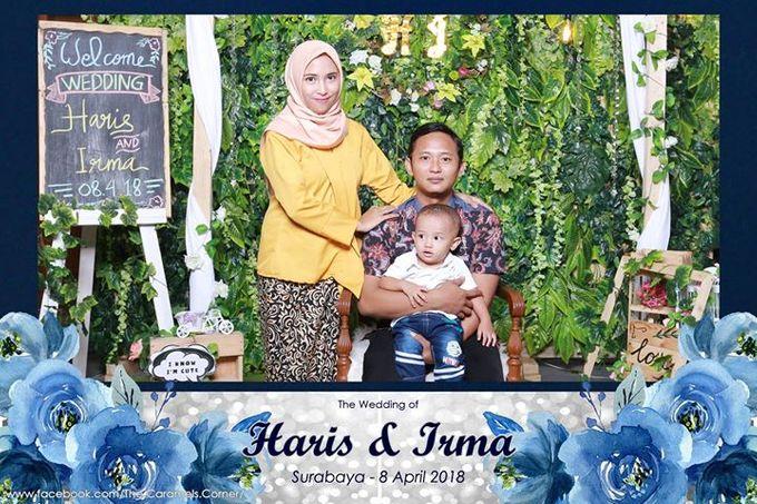 Haris & Irma - Wedding Day by The Caramel's Corner - 023