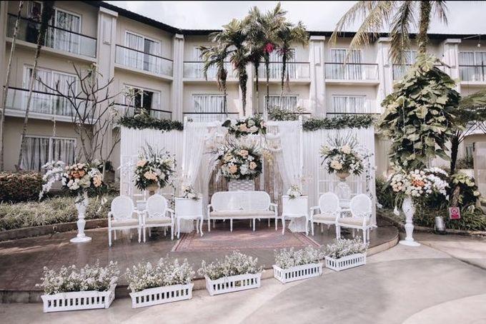 Leike & Yayan Wedding 1 July 2017 by Sheraton Bandung Hotel & Towers - 014
