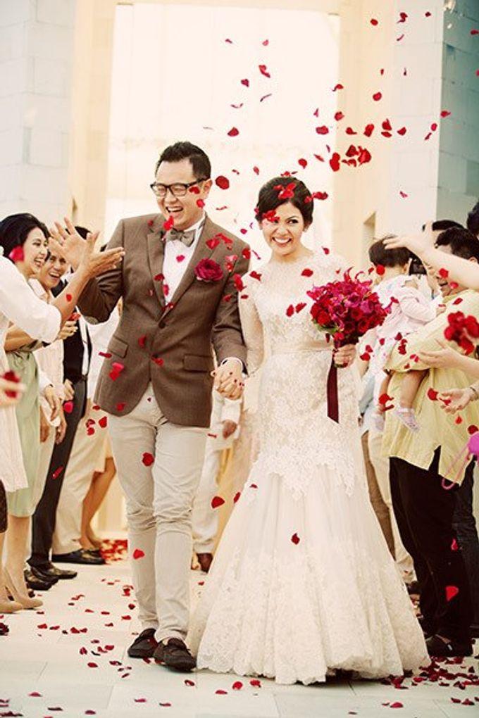 Kevin & Nastassya's Bali Wedding by Flying Bride by Flying Bride - 014