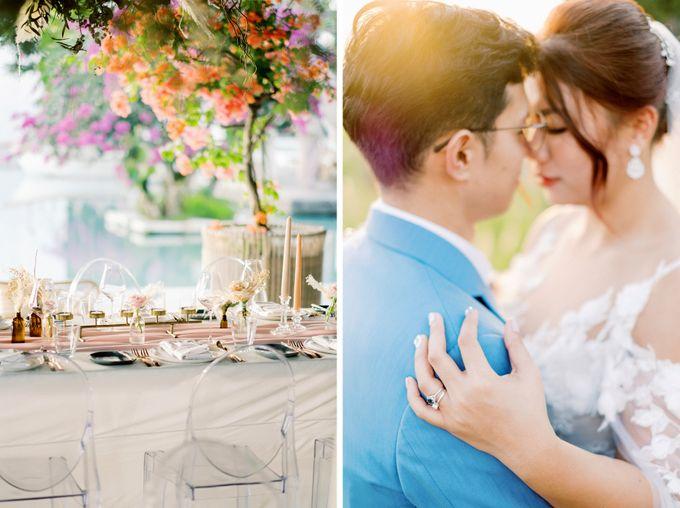 The Wedding of Adeleine & Kitt by Tirtha Bridal - 004