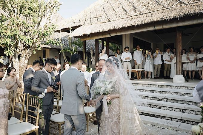 Andrew & Cassandra Wedding by Love Bali Weddings - 022